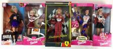 (5) Barbie Dolls W/ Nba Phoenix Suns, Lot 1362