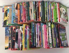 Lot of 58 Chapter Books Scholastic Teacher Classroom AR Reading Homeschool