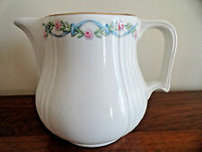 "HALL China "" WILDFIRE "" 64 Oz Large Water Pitcher - Mint"