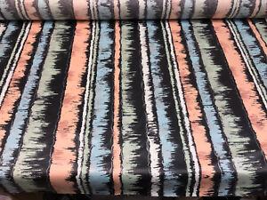 Extreme Renoir Chintz Robert Gasper Vintage Fabric By The Yard