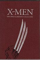 X-MEN: THE CHRIS CLAREMONT COLLECTION MARVEL LIMITED SLIPCASE HC! STILL SEALED!