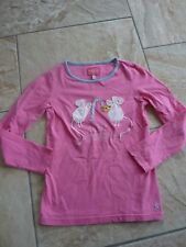 GIRLS JOULES JNR Pink  MOUSE  MERRY CHRISTMOUSE. Age 9-10 yrs