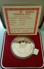 Willie :Singapore 1982 Dog  Lunar Zodiac New Year Silver Proof Coin $10 dollars