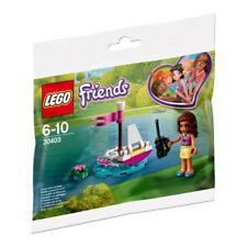 Lego Amigos Juego 30403 / OLIVIA`s Teledirigido Bote/Polybag
