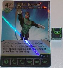 Foil HAL JORDAN:PUNCHING A HOLE IN THE SKY 98 Green Arrow and The Flash Rare