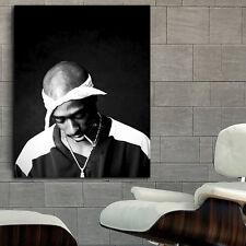 Poster Mural Tupac 2pac Rap Hip Hop Music 40x50 in (100x125 cm) Adhesive Vinyl