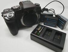 Panasonic LUMIX DMC-G7 16MP 4K Digital Camera Body Only Shutter Count: 663