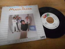 """7"""" POP MATIA BAZAR-VACANZE ROMANE/PALESTINA WEA ARISTON Rec"""