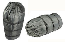 PACK 2 COMPRESSION STUFF SACK for Sleeping Bag Camping Outdoor Hiking TRAVEL