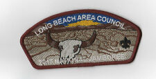2017 National Scout Jamboree Long Beach Area Council Brown JSP [NJ576b]