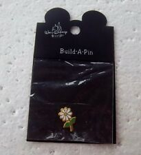*~* DISNEY BUILD A PIN ADD ON FLOWER NEW ON CARD *~*