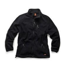 Scruffs T54081 Worker Fleece Black Medium Water Resistant Elasticated Cuffs