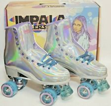 New listing Impala Quad Roller Skates - Holographic - Size 7 - Brand New - *Confirmed Order*