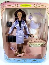 NIB BARBIE DOLL 1997 PERFECTLY SUITED MILLICENT ROBERTS COLLECTION