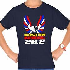2018 any year Massachuse Boston Marathon 26.2  T- shirts