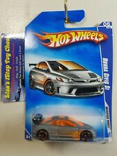 Hot Wheels 2009 MODIFED RIDES Honda Civic Si 162/190 B15