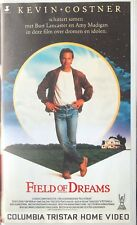 FIELD OF DREAMS - KEVIN COSTER - VHS