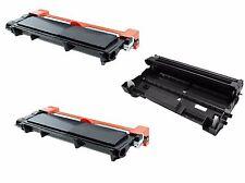 3-Pk/Pack 1-Drum + 2 x Toner For Dell E310 E310DW E515DN E515DW E514DW 593-BBKD