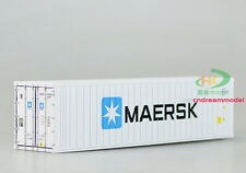 1:50 Maersk 40GP Freezer CONTAINER ALLOY MODEL