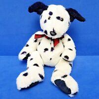 RUSS BERRIE HUND DALMATINER SPARKY 35 CM STOFFTIER KUSCHELTIER DOG DALMATINS