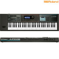 Roland JUNO-DS61 61-Key Battery Powered Keyboard Synthesizer l Authorized Dealer