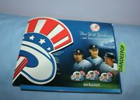 New York Post New York Yankees 2007 Pin Collection Book Official MLB Baseball