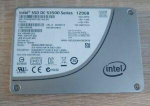 Intel SSD 120GB funktional - Siehe Beschreibung!!