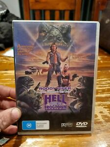 Hell Comes To Frogtown - Roddy Piper (VERY RARE)