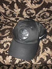 new product 32684 b6157 Anthracite New York Yankees Nike Adjustable Baseball Hat NWT