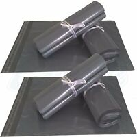 Strong Grey Postage Poly Postal Plastic Mailing Mailer Bags All Sizes Envelopes