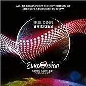 Various - Eurovision Song Contest: Vienna 2015 (2015)  2CD  NEW  SPEEDYPOST