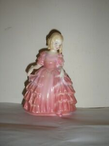 ROYAL DOULTON 'ROSE' COLLECTABLE FIGURINE 120mm ENGLAND #HN1368