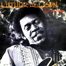 Luther Allison – Love Me Papa, CD