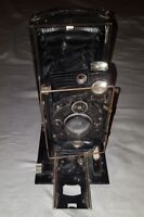 Vintage Zeiss Ikon Compur Folding Camera