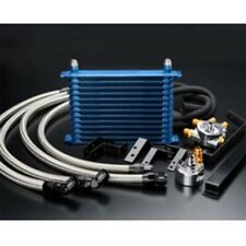 GReddy 12024430 NS1310G 16-Core Remote Oil Cooler Kit Nissan Skyline GTR 99-02