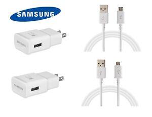Samsung Micro USB Fast Wall Car For Samsung Galaxy J3 Emerge/Prime/Express Prime