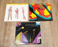 Lot of 3 Yellowjackets Albums - Vinyl Records / Four Corners, Mirage À Trois
