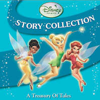"""""""AS NEW"""" Disney Storybook Collection: Fairies, , Book"""