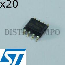 78L05 = L78L05ACD13TR Positive voltage regulators 5V 100mA SO-8 STM (lot de 20)