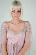 Nataya Victorian pink Dress XL Titanic romantic Gatsby Party Formal  40148 NWT