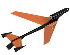 Semroc Flying Model Rocket Kit Hawk KV-65 *New Re-Design*