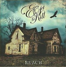Reach by Eyes Set to Kill (CD, Mar-2008, Breaksilence Records) NEW Free Shipping
