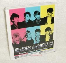 K-POP Super Junior-M Perfection Taiwan Ltd CD+DVD+64P
