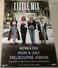 Little Mix LM5 AUSTRALIA TOUR JULY 19 Poster
