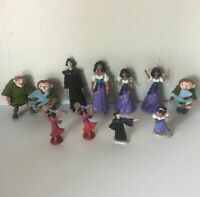 Disney Toy Figures Lot Hunchback of Notre Dame Lot Of 11