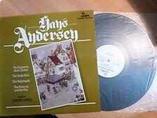 "12"" LP-David Davis-Hans Christian Andersen - 4 storie-Unicorn. KANCH"