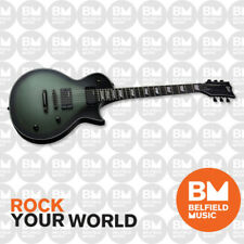 ESP LTD Eclipse BK-600 Bill Kelliher Signature Electric Guitar Green Satin Burst