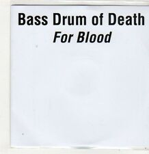 (FJ573) Bass Drum Of Death, For Blood - DJ CD