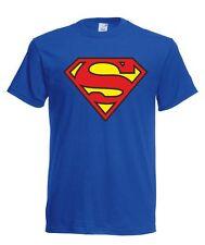 MAGLIETTA SUPERMAN T-SHIRT UNISEX COD142