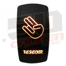 Rocker Switch On/Off Orange Shocker Off Road Boat XP1000 ESP UTV Yamaha Honda S